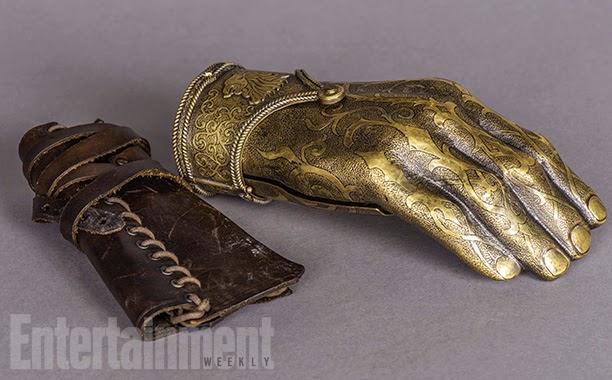 Jaime Lannister's golden hand